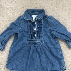 Ralph Lauren Jean shirt